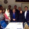 Bundestagsabgeordnete informiert sich über Deutschkurse für Flüchtlinge